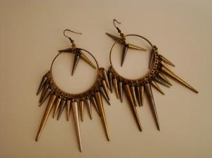 Freedon for Topshop earrings
