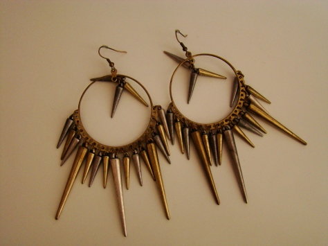 Freedon for Topshop earrings