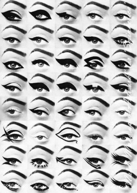 eye liner creations
