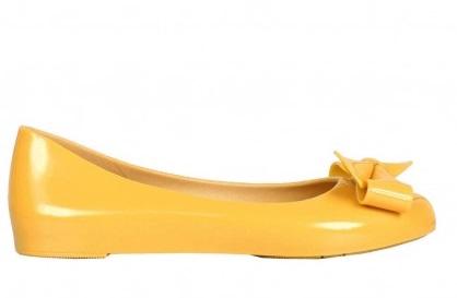melissa-mel-tangerine-bow-yellow