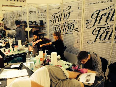 prague tattoo convention
