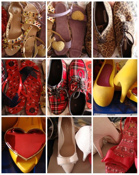 collage lodnon shoes