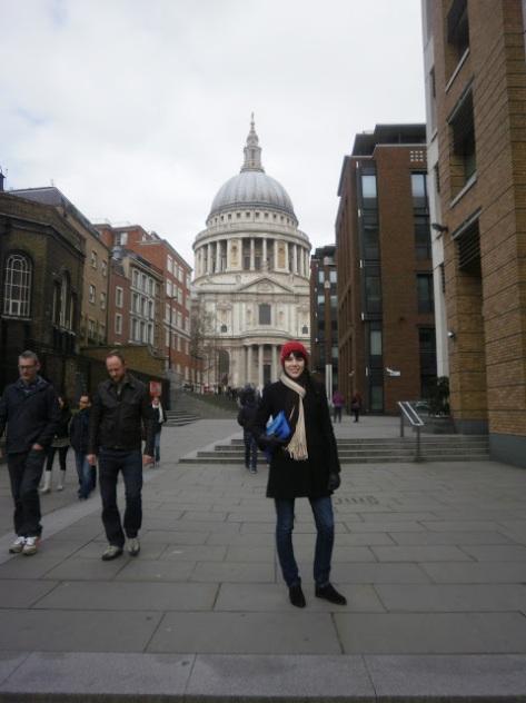 london girl