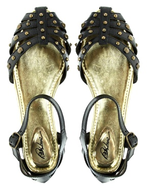 park lane studded sandals