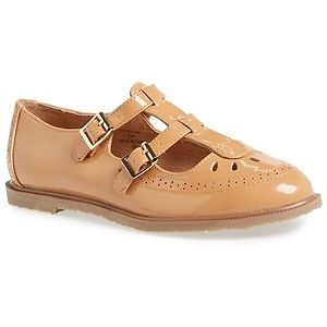 topshop double buckle geek shoes
