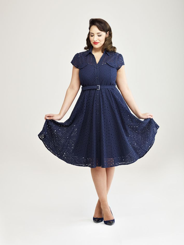 The Lulus Daisy Date Light Blue Lace Skater Dress is perfect for your special occasion! Stunning eyelet lace overlay forms this sleeveless dress with a rounded neckline, and princess-seamed bodice. Banded waist tops a short, pleated skater skirt. Racerback is framed by cutouts for a unique open back look/5(76).