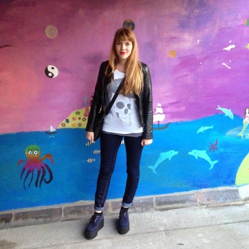 psychobilly girl