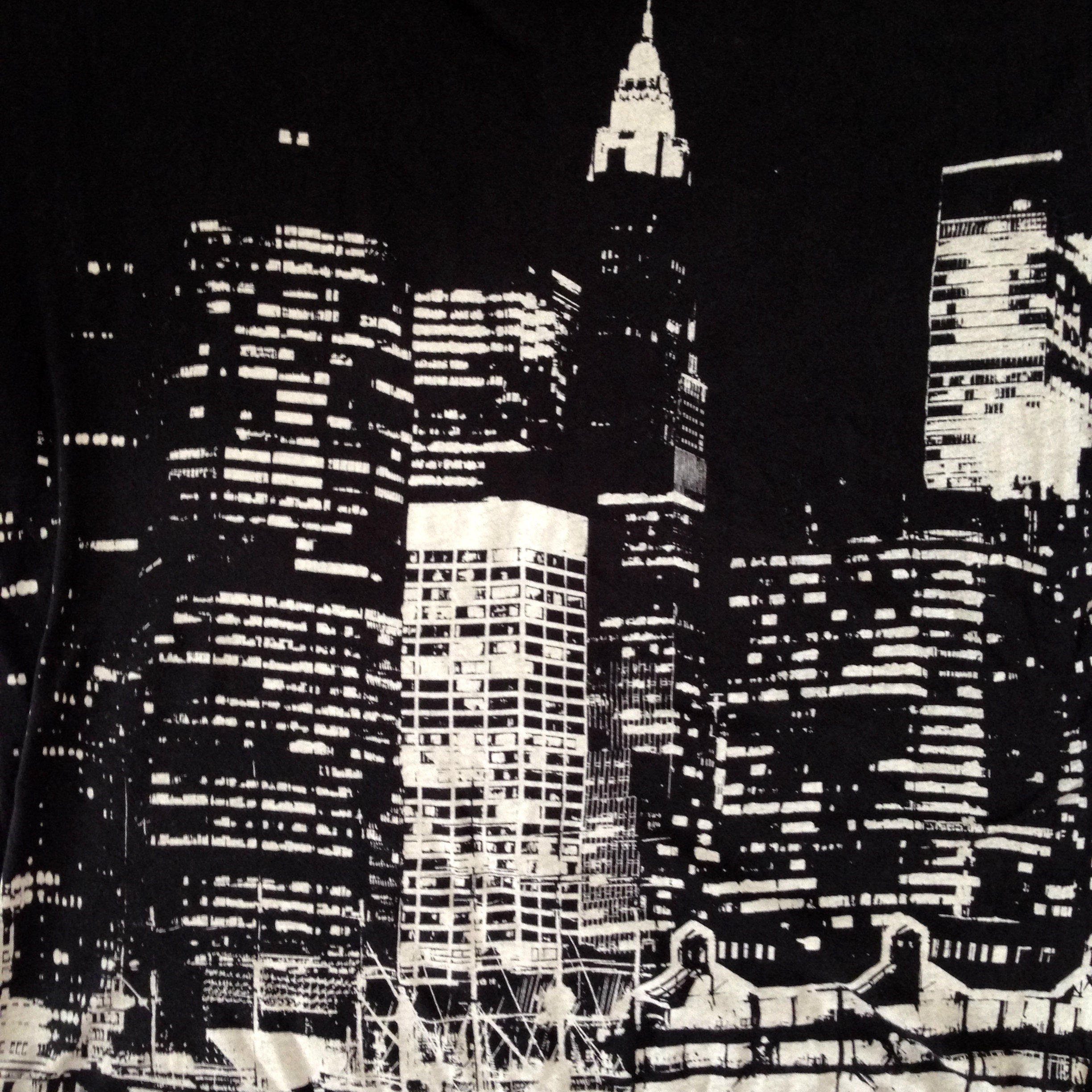 0c4307d8dba Realitee (for Topshop) New York City t-shirt