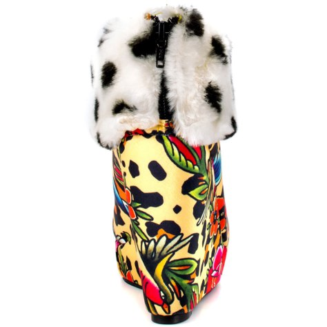 iron fist leopard louge