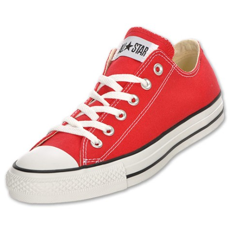 low red converse