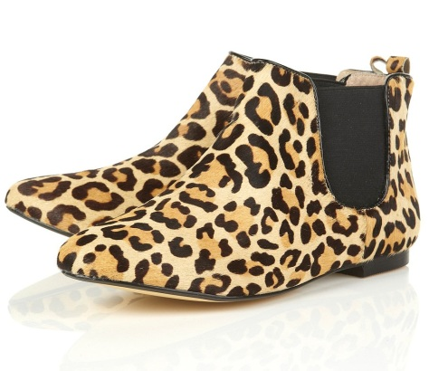topshop leo ankle boots