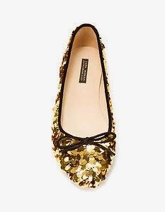 zara shiny shoes
