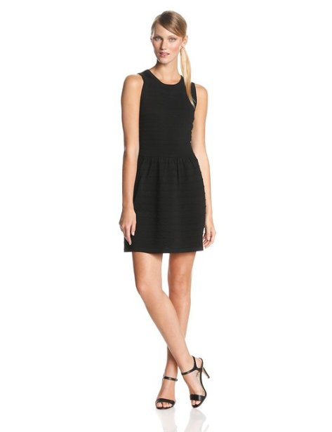 cece cynthia steffe little black dress