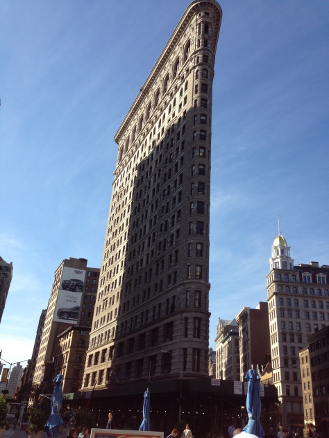flat iron building NYC