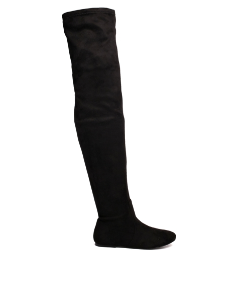 london rebel over the knee boots