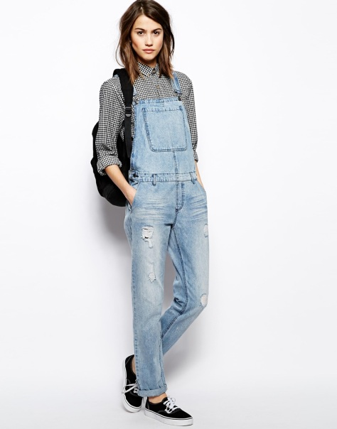 noisy may dungarees