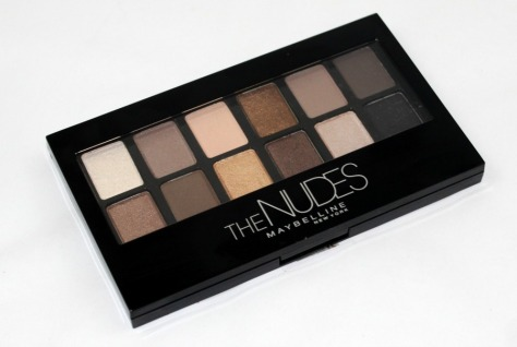 Maybelline-The-Nudes palette