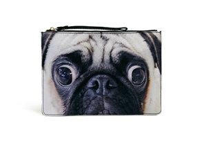 new look clutch pug