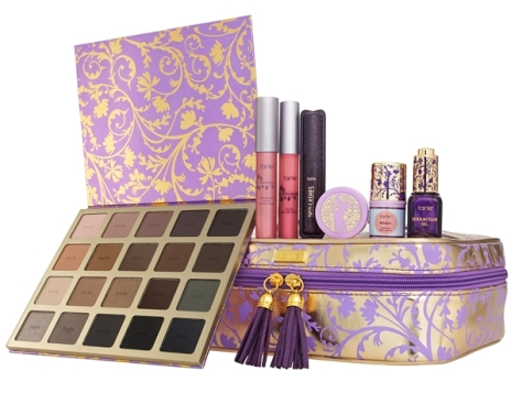 tarte bon voyage make-up set
