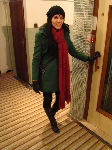 oversized scarf 2011