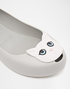 karl lagerfeld ultra girl grey cat shoes