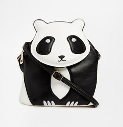 liquorish panda bag
