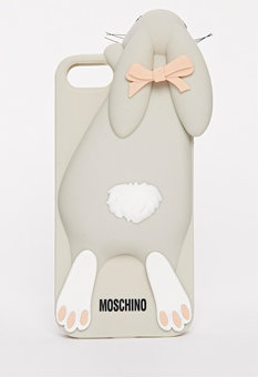 Moschino Bunny iPhone 5 Case