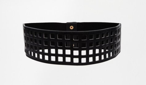 new look grid belt
