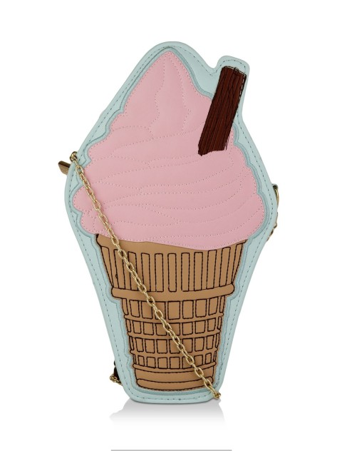 skinny dip ice cream clutch