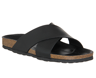 office hoxton cross strap sandal
