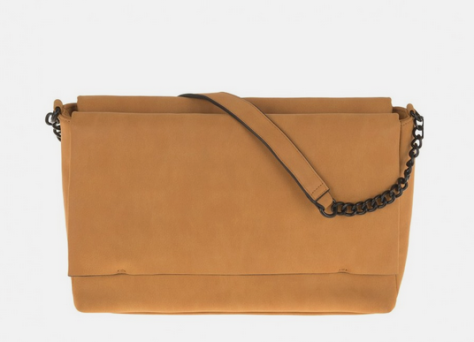 Parfois snake flaps cross bag