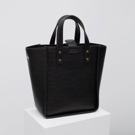 zara mini shopper handbag