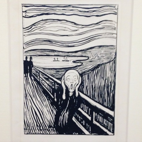 edvard munch scream wien albertina