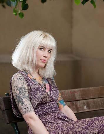 very veronique blondie